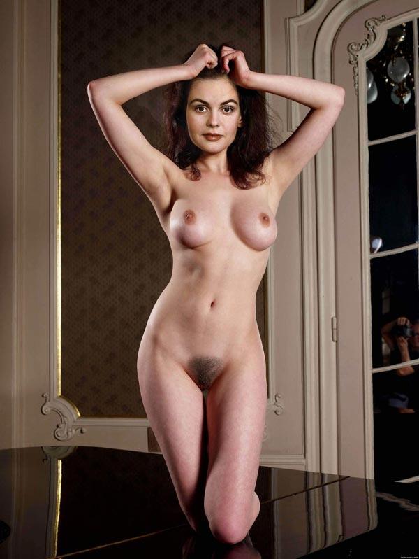фото голых российских женщин