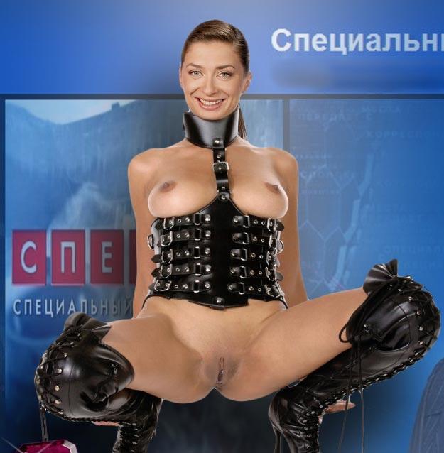 Порно Ведущая Rozetka