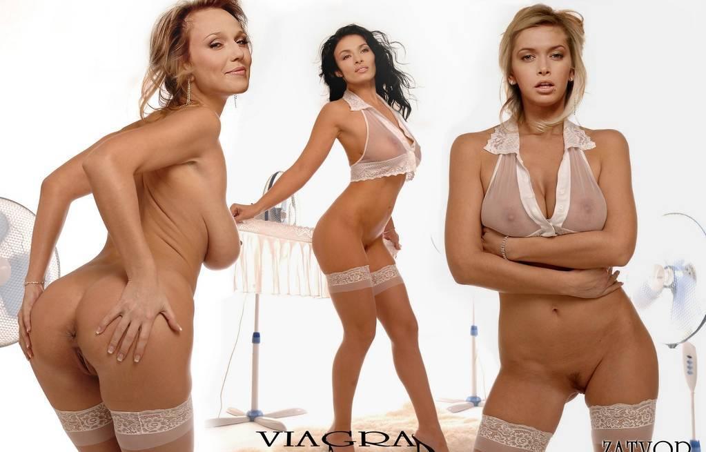 Порно фото голая виагра